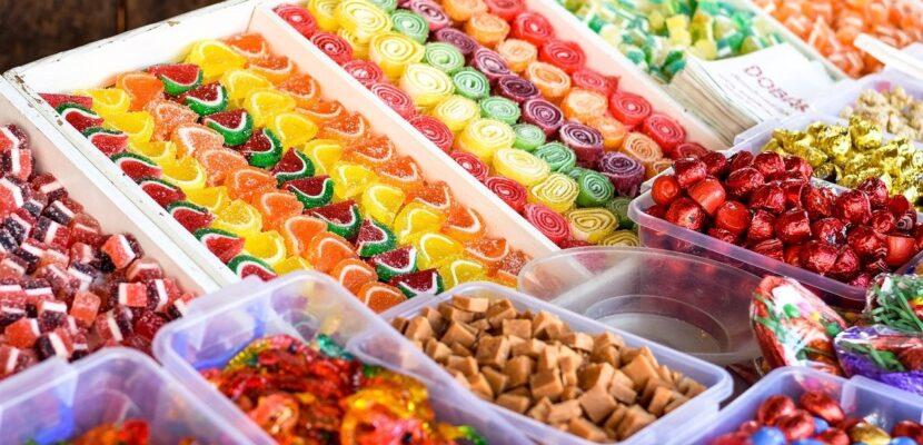 Import słodyczy z USA